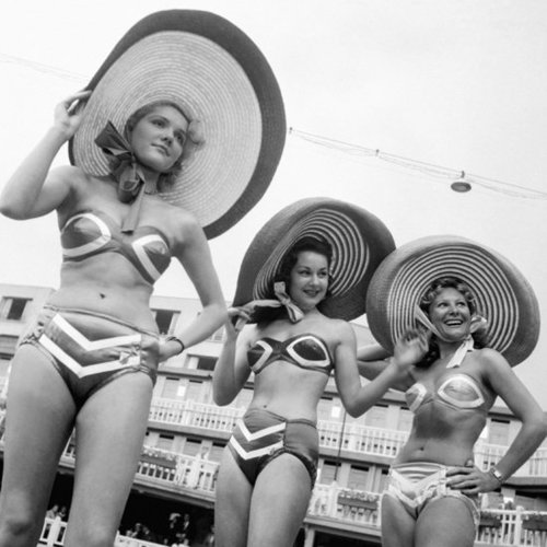 Bathing Suit History