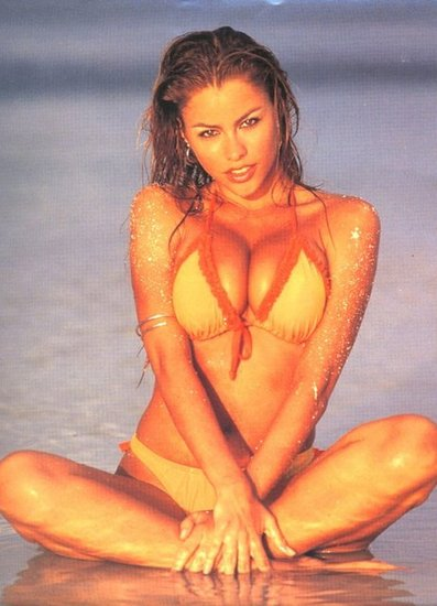 Sofia Vergara got supersexy during a bikini photo shoot.