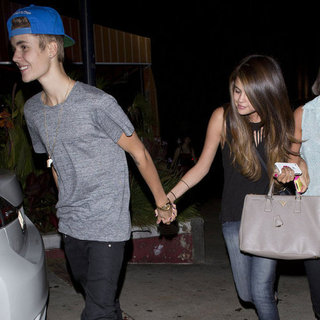Justin Bieber and Selena Gomez Break Up Rumors