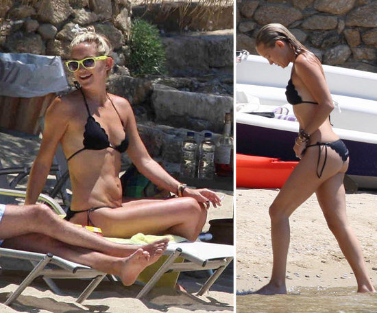 Kate Hudson Bikini Pictures Greece ... to become the youngest ever winner of America's most watched TV show, ...