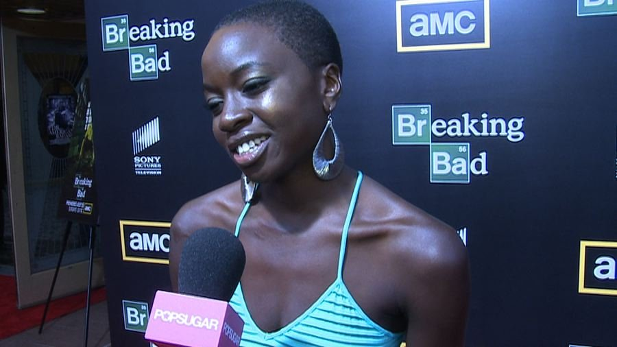 Danai Gurira Talks Slaying Zombies as New Walking Dead Badass Michonne