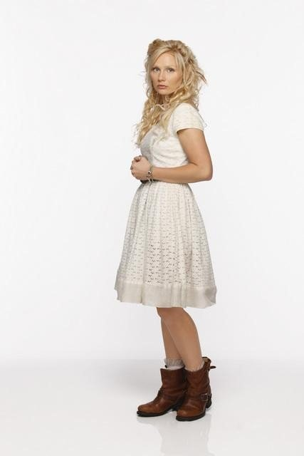 Clare Bowen on Nashville. Photo copyright 2012 ABC, Inc.