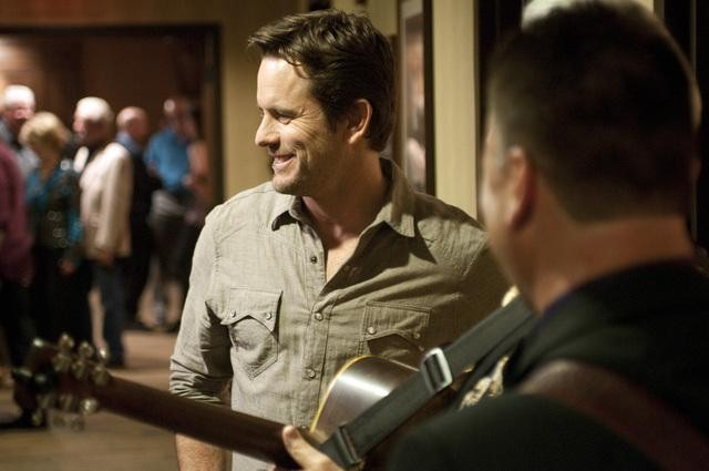 Charles Esten on Nashville.