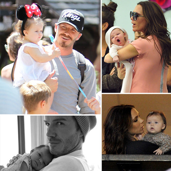 Happy First Birthday, Harper Beckham! See 25 of Her Sweetest Snaps