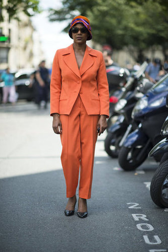 Embrace bold-hued suiting to inject life into your nine-to-five. Photo courtesy of Adam Katz Sinding