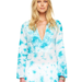 An embroidered tie-dye rendition for the ultimate surfer girl.