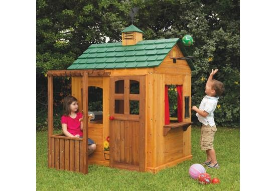 KidKraft Activity Playhouse ($500)