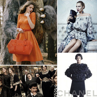 See All of the Autumn Winter Fall Ad Campaigns from Balenciaga, Chanel, Mulberry, Gucci, Ferrragamo and more!