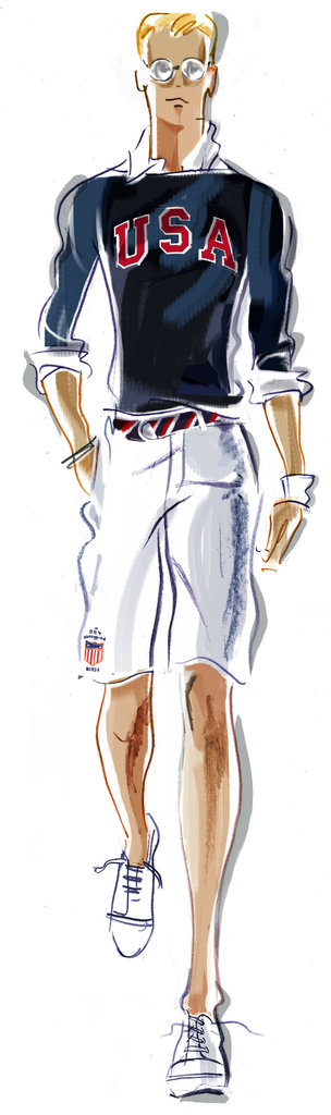 Ralph Lauren Summer Olympics Uniforms