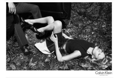 Calvin Klein Fall 2012 Ad Campaign