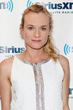Diane Kruger did interviews for Farewell, My Queen.