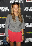 Charlotte Ronson stepped out for the Shut Up & Play the Hits screening in NYC.