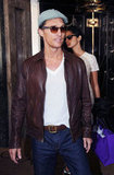 Matthew McConaughey Heads Out With Camila Following an Overseas TV Stop