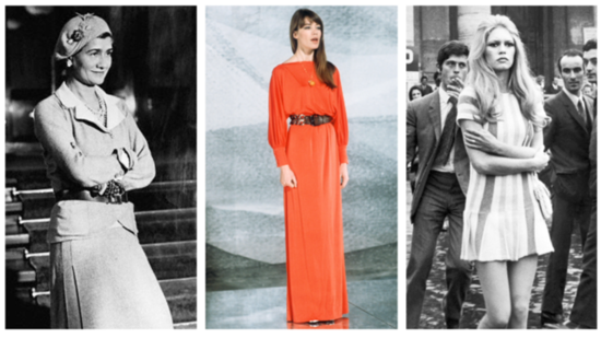 10 French Beauties to Inspire You On Bastille Day (Today!)