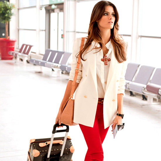 Leaving on a Jet Plane: What to Wear on a Long Flight