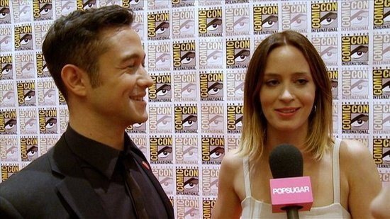Video: Joseph Gordon-Levitt On Why Looper Is the Best Acting He's Done