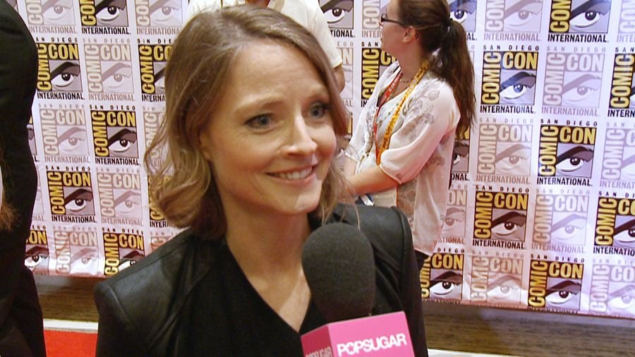"Jodie Foster on Her ""Elegant"" Elysium Character and Acting With Matt Damon"