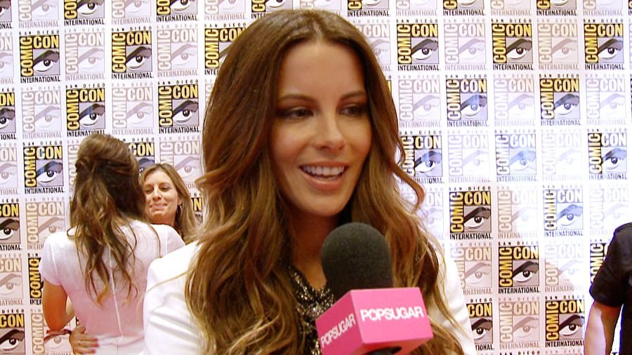 Kate Beckinsale on Who'd Win in a Fight: Jessica Biel or Colin Farrell?