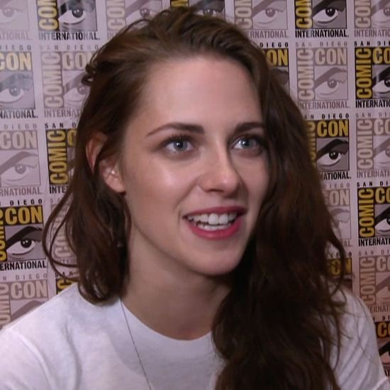 Breaking Dawn Sex, Michelle's Dawson's Creek Reunion, and More Highlights From Comic-Con Day One