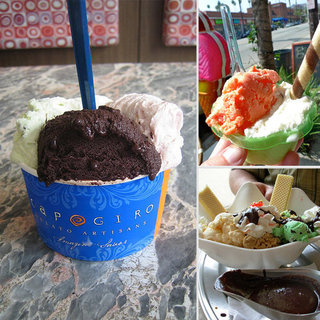 The Best Ice Cream Parlors