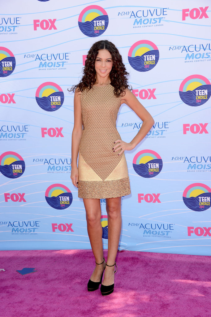 Terri Seymour at the Teen Choice Awards.