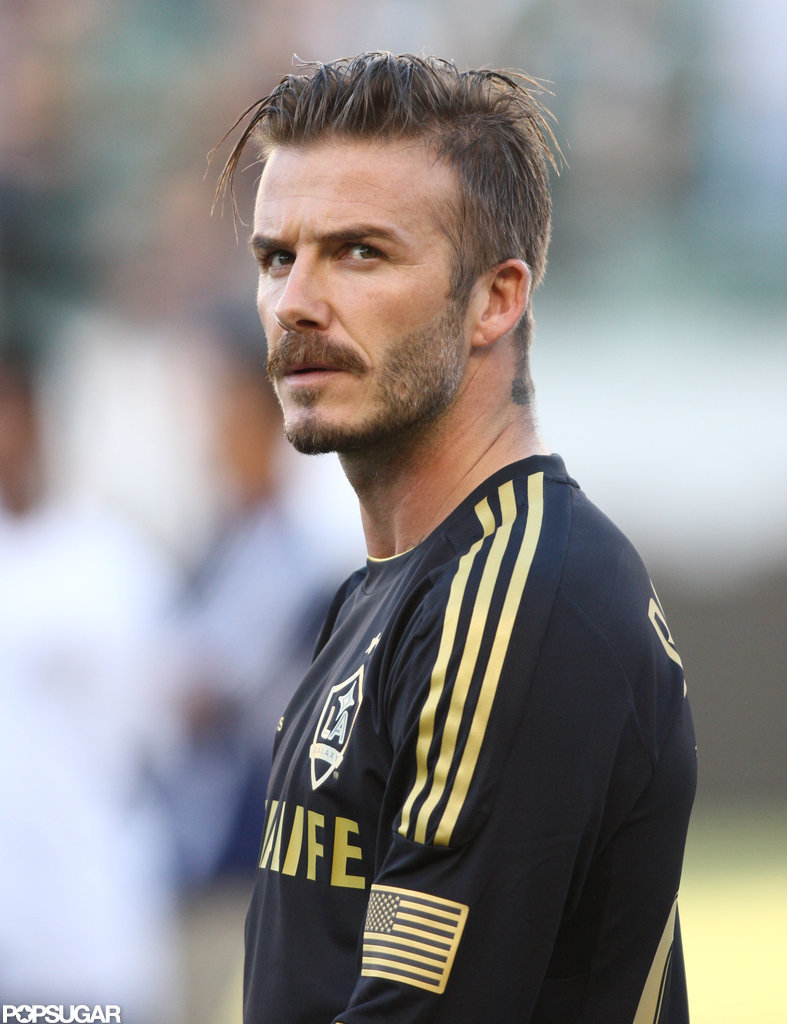 David Beckham Scores Big and Preps For an Olympic-Sized Cameo