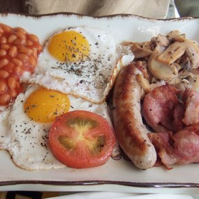 What Is English Breakfast?
