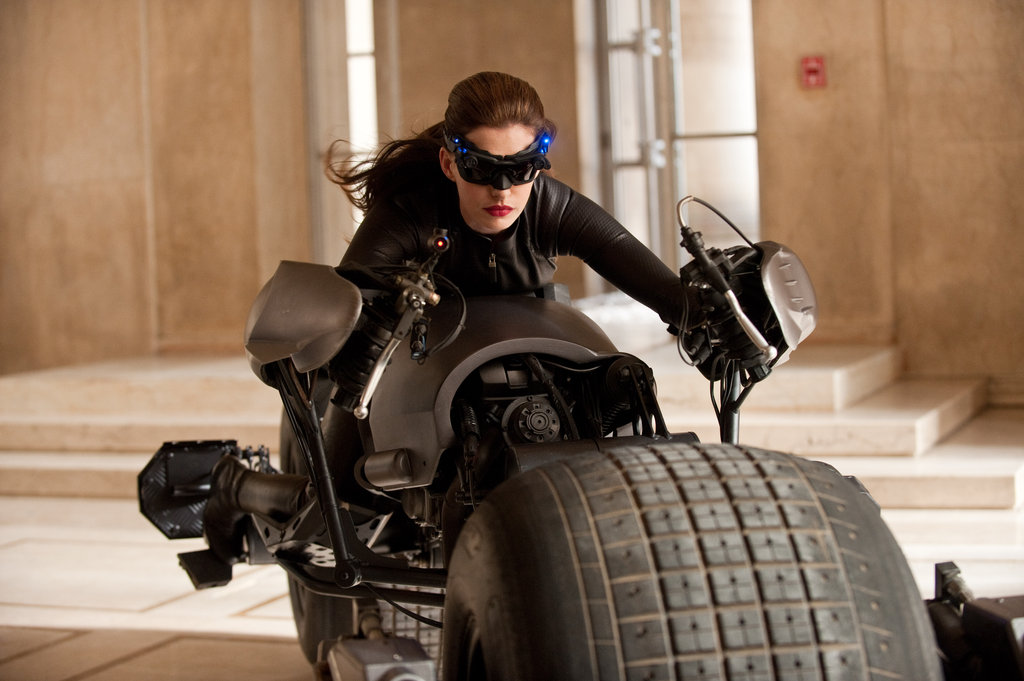 Anne Hathaway: Catwoman, The Dark Knight Rises