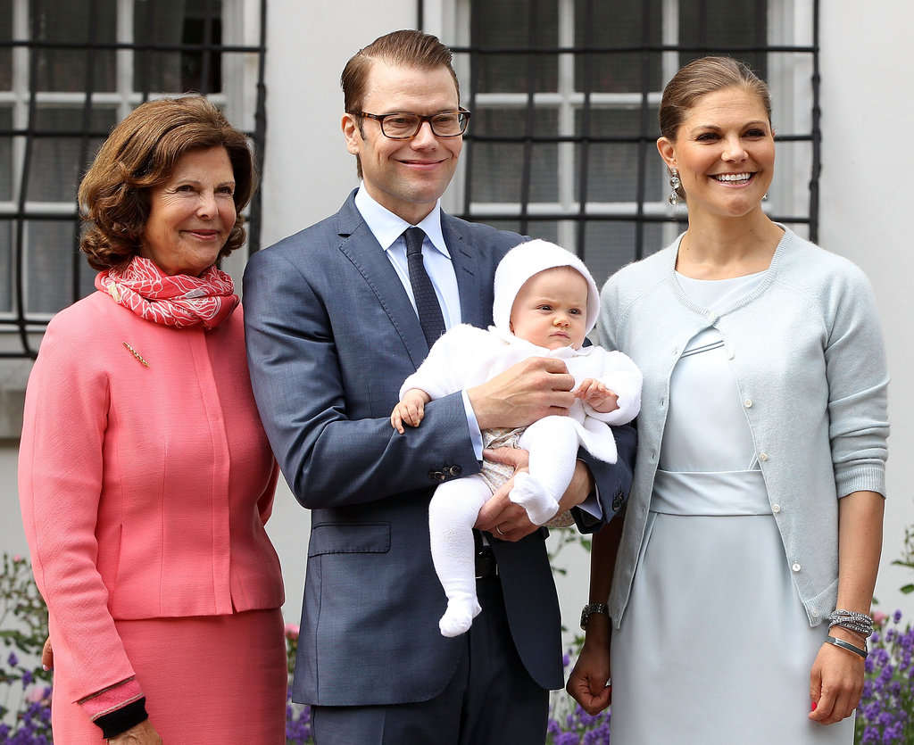 The Swedish royals celebrated Crown Princess Victoria's birthday at Solliden Palace.