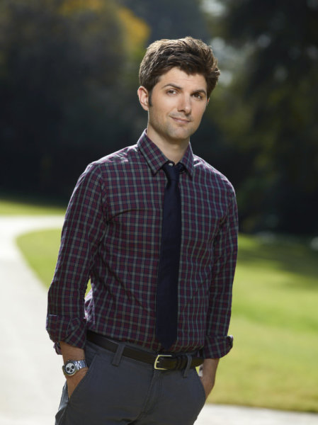 Adam Scott For Outstanding Lead Actor in a Comedy Series
