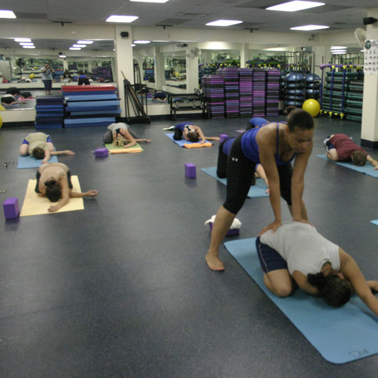 Yoga Classes at Gyms