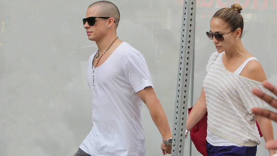 Video: Would J Lo Go For Marriage Number 4? Plus, Casper on How They Met!