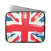 Union Jack Laptop Computer Sleeve ($52)