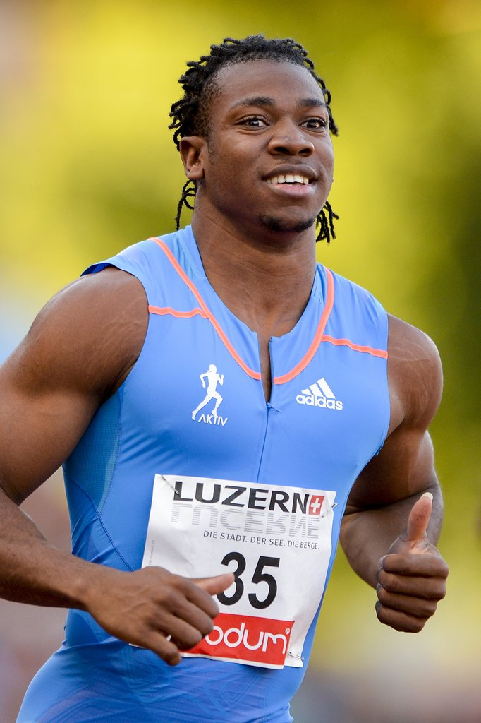 Yohan Blake (Track and Field)