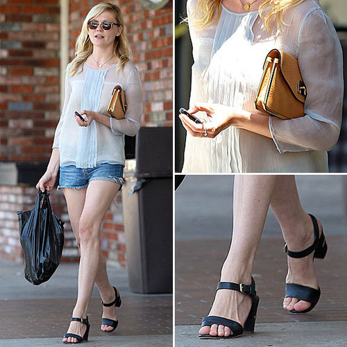Kirsten Dunst's Cutoffs Look Is Polished — and Still Totally Cool