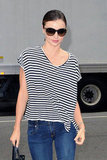 Miranda Kerr hit the streets of NYC.