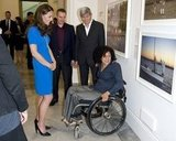 Kate Middleton Shows Her Olympics Spirit at a London Art Opening