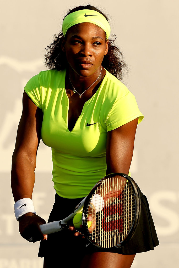 Singles: Serena Williams