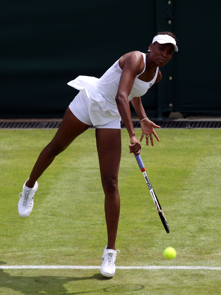 Singles: Venus Williams