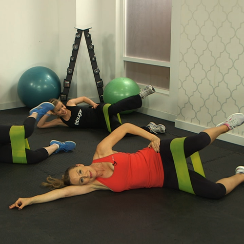 10-Minute Butt-Toning Workout (Video)