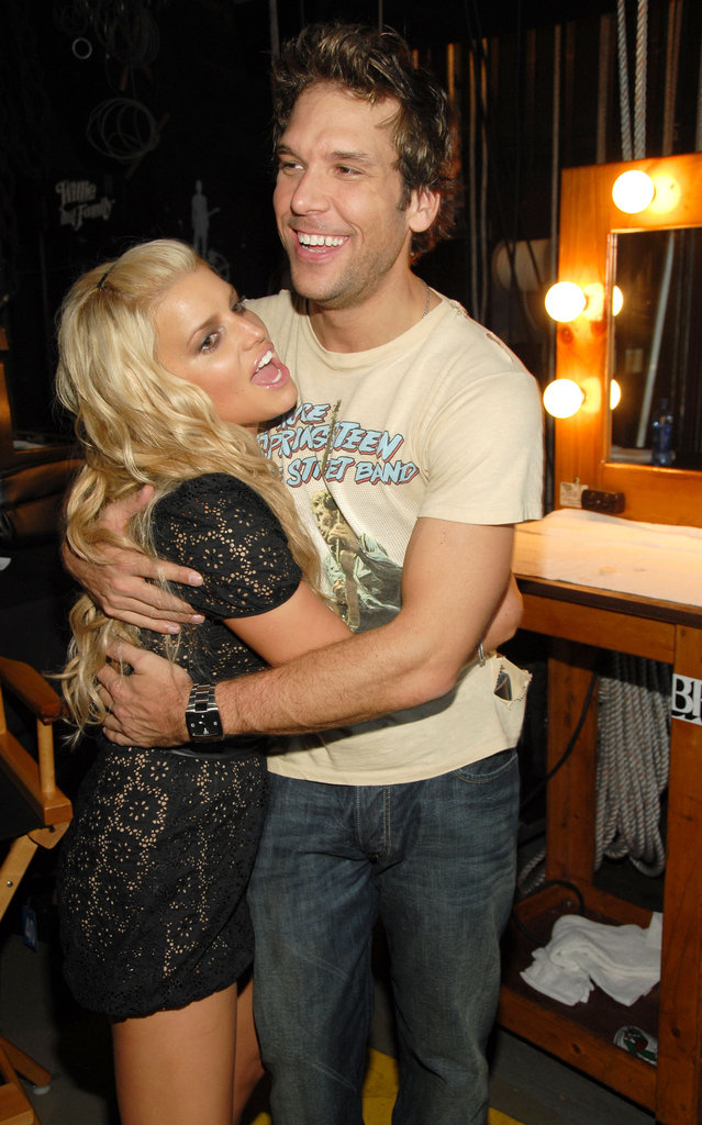 Jessica Simpson and Dane Cook, 2006