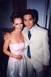 Jennifer Love Hewitt and Wilmer Valderrama, 1999