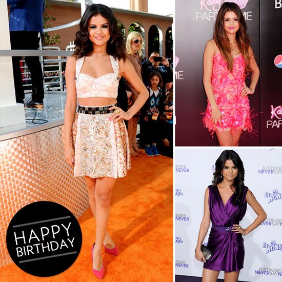 Leggy Lady: 20 of Selena Gomez's Hottest Mini Moments