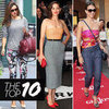 Best Celebrity Style July 16, 2012