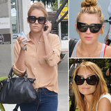Find out the latest in must-have celebrity sunglasses.