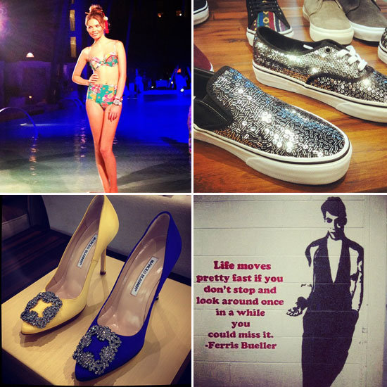 Instagram Fashion Pictures Week of July 16, 2012