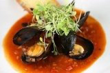 San Francisco Style Mussels Cioppino