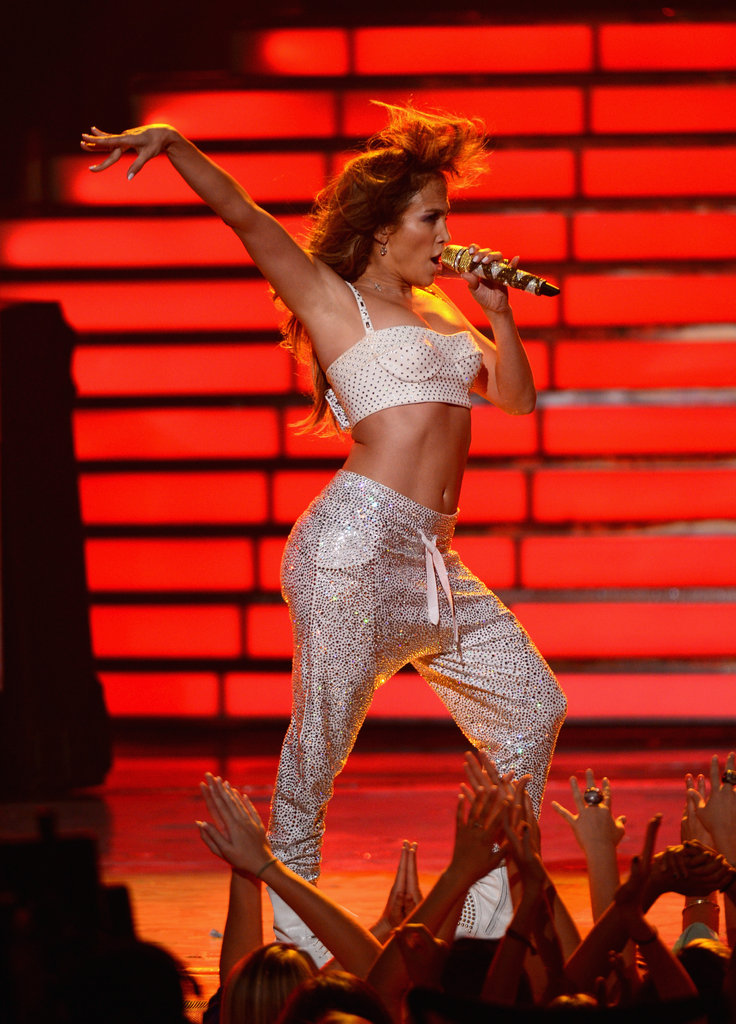 J Lo brought her hotness to the American Idol finale in May 2012.