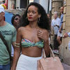 Rihanna Bikini Pictures in Saint-Tropez