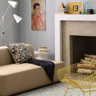 Summer Fireplace Decor Ideas
